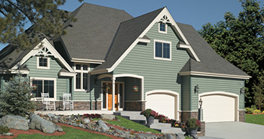 <p>Allura Fiber Cement Lap Siding features realistic wood grain & textures and comes in an array of colors for unlimited design possibilities. Allura brings the look you want without the limitations of wood or vinyl; just gorgeous siding that's beautifully tough.</p>